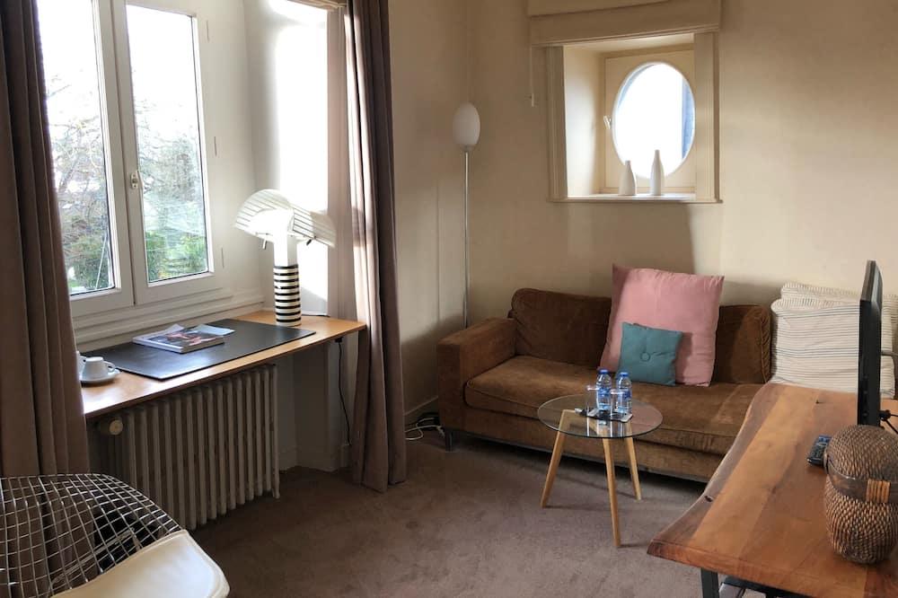 Double Room (Privilege) - Living Area