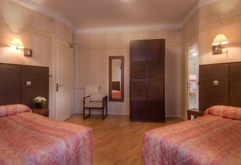 紅衣主教皇家酒店, 巴黎, 四人房, 客房