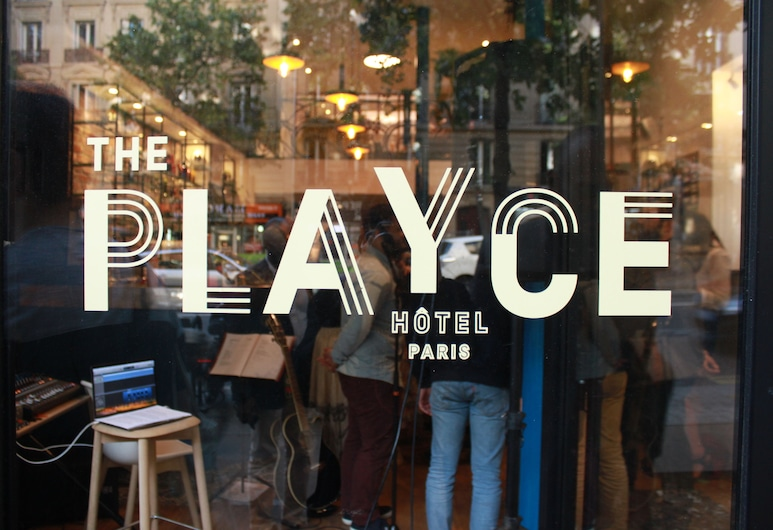 The Playce Hotel & Bar by Happyculture, Paris