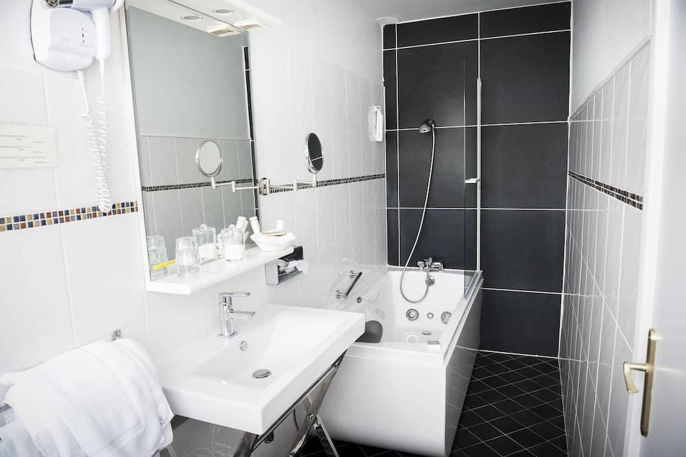 Pokoj Superior s dvojlůžkem, dvojlůžko - Koupelna