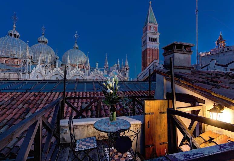 Relais Piazza San Marco, Venezia, Suite (St. Mark view), Terrazza/Patio