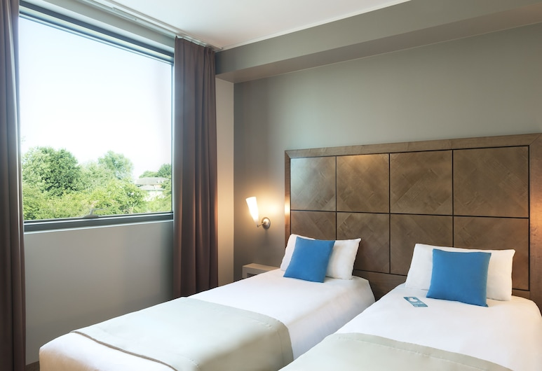 B&B Hotel Padova, Padua, Habitación con 2 camas individuales, para no fumadores, Vista de la habitación