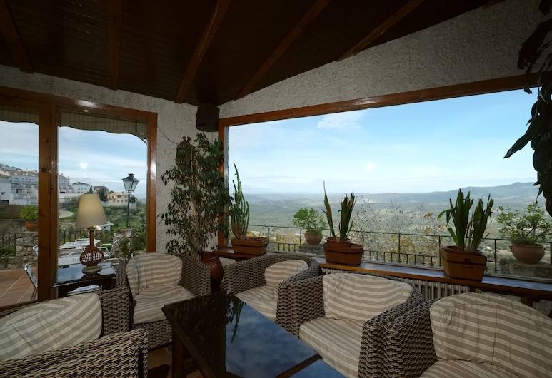 Hotel & Spa Sierra De Cazorla, La Iruela, Terrace/Patio