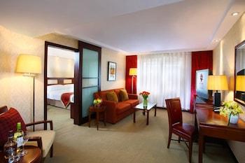 Foto van Sunworld Hotel Beijing Wangfujing in Beijing