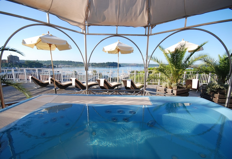 Grand Hotel Portorož 4* superior - Lifeclass Hotels & Spa, Piran, Outdoor Pool
