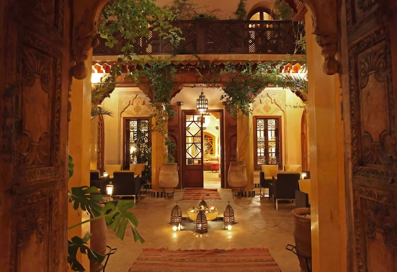 La Maison Arabe Hotel, Spa and Cooking Workshops, Marrakech