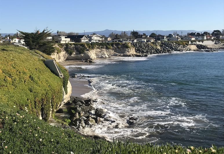 Seaway Inn, Santa Cruz, Plaj