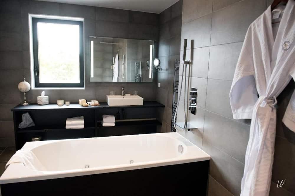 Suite, Terrace (Spa) - Bathroom