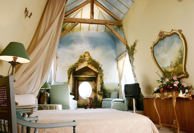 Hôtel de France, Auch, Luxury Σουίτα, Δωμάτιο επισκεπτών