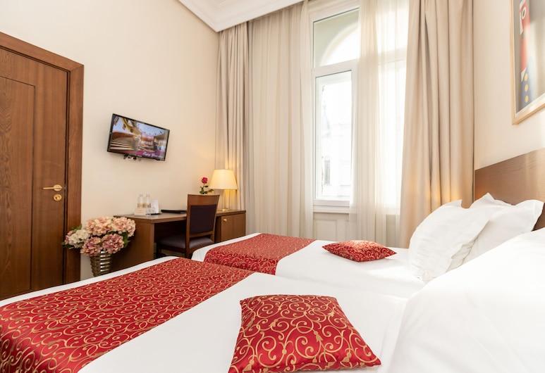 Palace Hotel, Ζάγκρεμπ, Comfort Δίκλινο Δωμάτιο (Twin), Δωμάτιο επισκεπτών