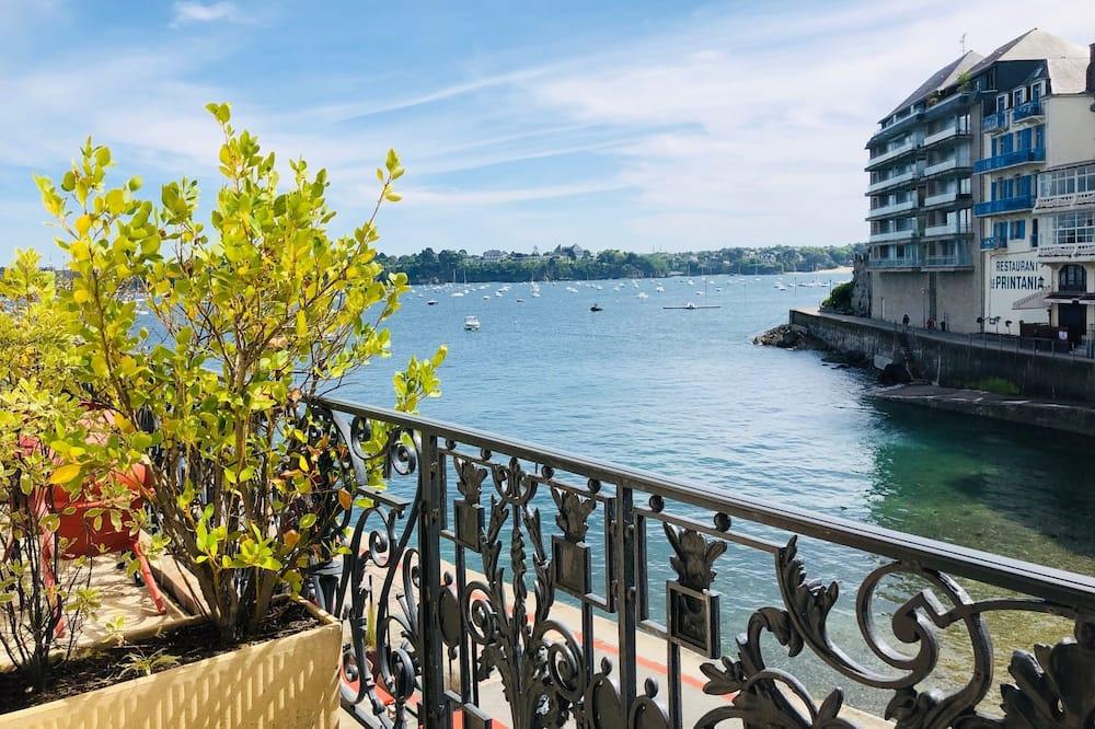 Δίκλινο Δωμάτιο (Double), Μπαλκόνι, Θέα στη Θάλασσα - Θέα στο νερό