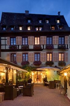Fotografia do Hôtel le Maréchal em Colmar