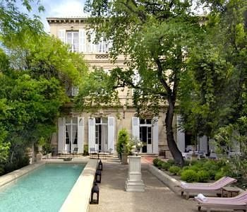 Picture of L'Hôtel Particulier in Arles
