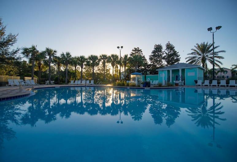 Festiva Orlando Resort, Kissimmee, Basen odkryty