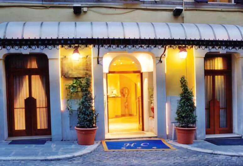 Hotel Canova, Rome, Terras