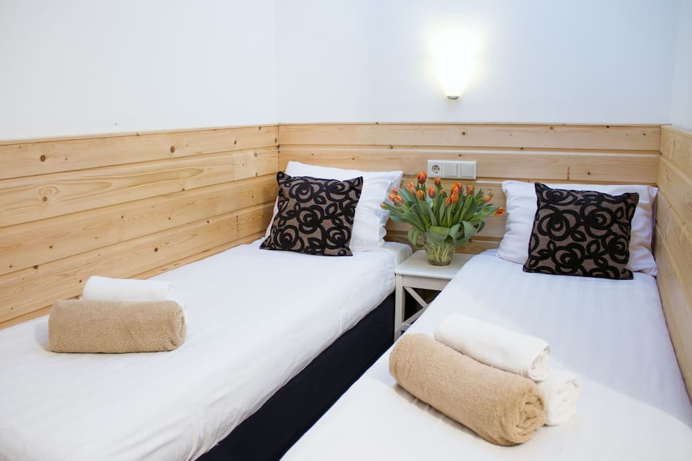 Standardna soba, 2 kreveta za jednu osobu, pogled na vrt - Soba za goste