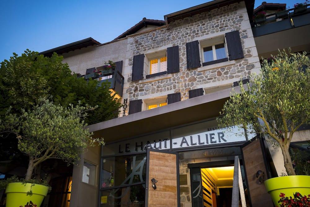 Hotel Restaurant Du Haut-Allier, Alleyras