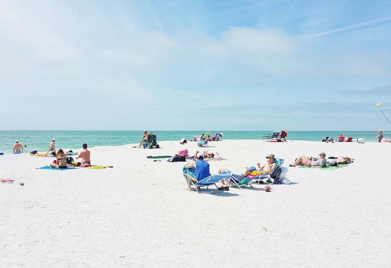 Gulf Winds Beach Resort, St. Pete Beach, Spiaggia