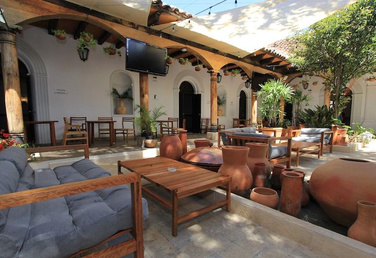Hotel Sombra del Agua, San Cristobal de las Casas, Otel İç Mekânı