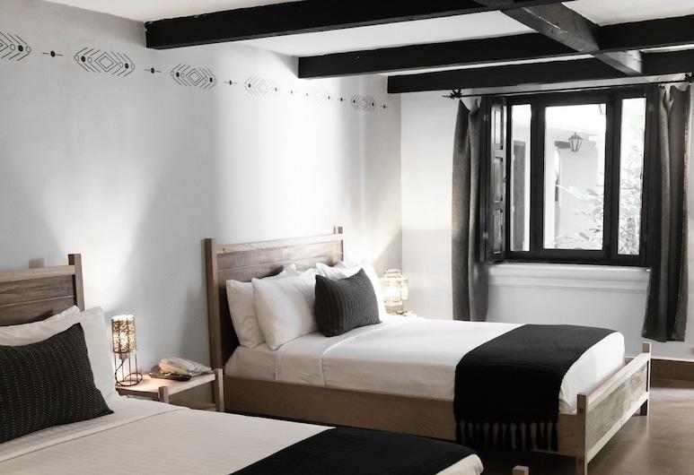 Hotel Sombra del Agua, Σαν Κριστόμπαλ Ντε Λας Κάσας, Standard Δωμάτιο, 2 Διπλά Κρεβάτια, Δωμάτιο επισκεπτών