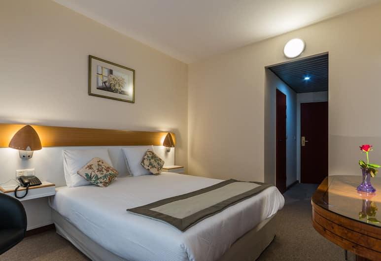 Slina Hotel Brussels, Brussel, Superior tweepersoonskamer, Kamer
