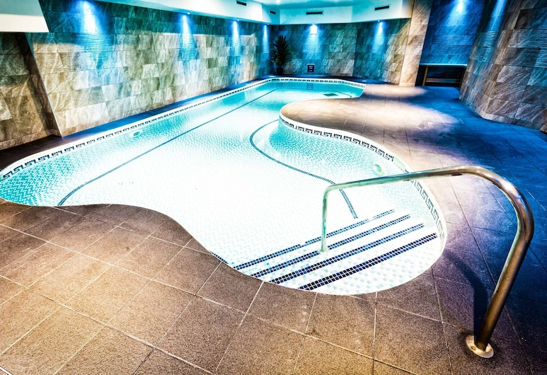 The Durley Dean Hotel, Bournemouth, Indoor Pool