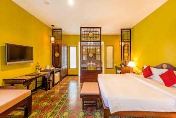 Book this 5 star hotel in Patong