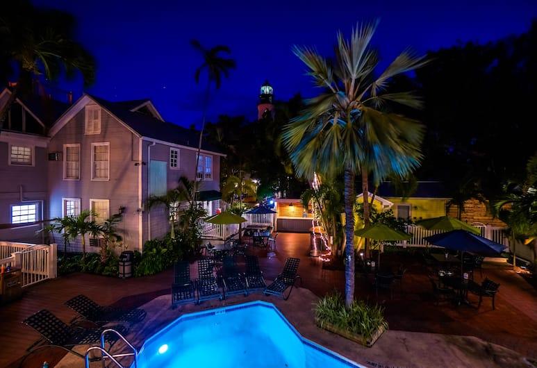 Lighthouse Court Hotel, Key West, Bovenaanzicht
