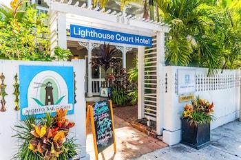 Selline näeb välja  Lighthouse Court Hotel, Key West
