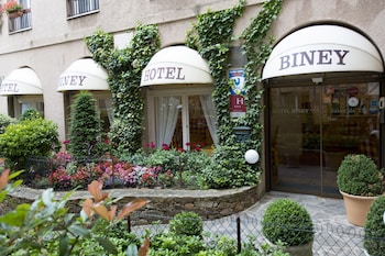 Picture of Hotel Biney in Rodez