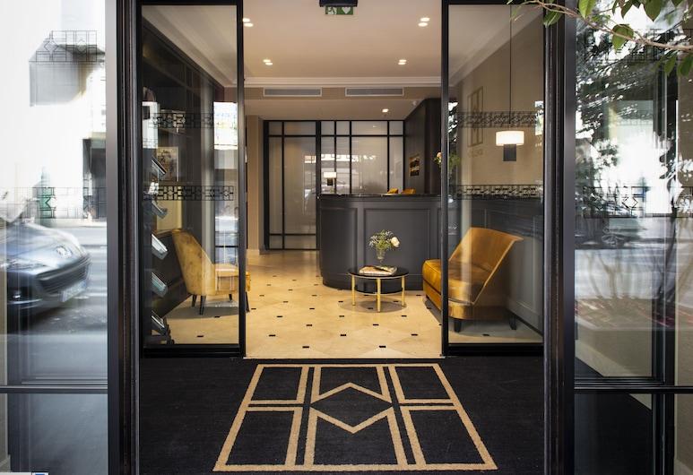 Lenox Montparnasse Hotel, Paris, İç Mekân Girişi