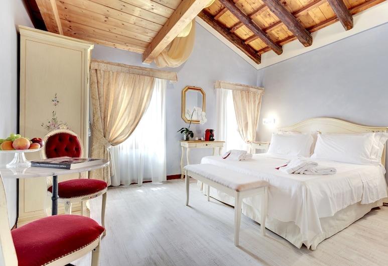 Ca' Riza, Venedig, Standard-Doppel- oder -Zweibettzimmer, Zimmer