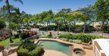 Trinity Beach — zdjęcie hotelu On the Beach Holiday Apartments