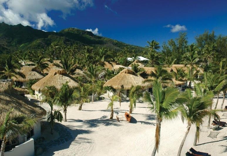 Crown Beach Resort & Spa, Rarotonga, Property Grounds