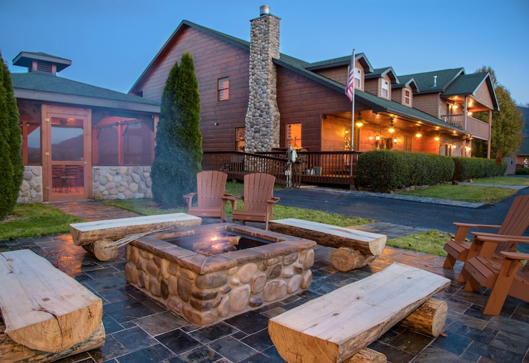 Berry Springs Lodge, Sevierville