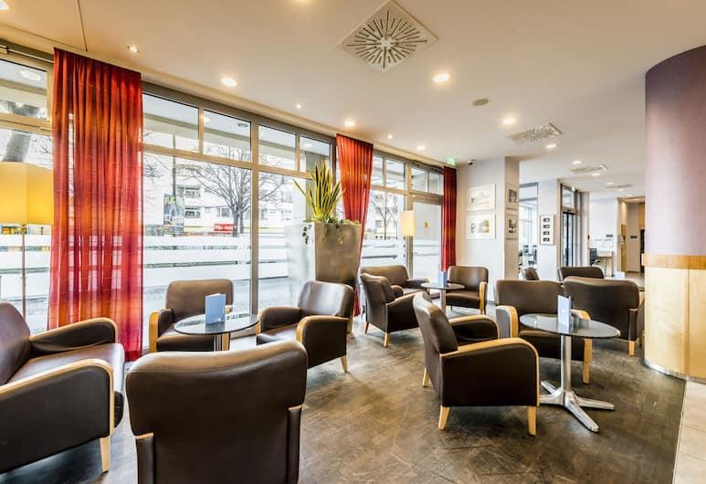 Holiday Inn Express Berlin City Centre, Berlín, Setustofa í anddyri