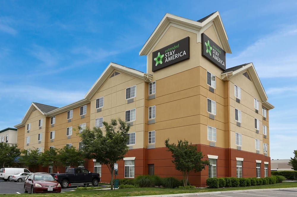 Extended Stay America Suites Chesapeake Greenbrier Circle