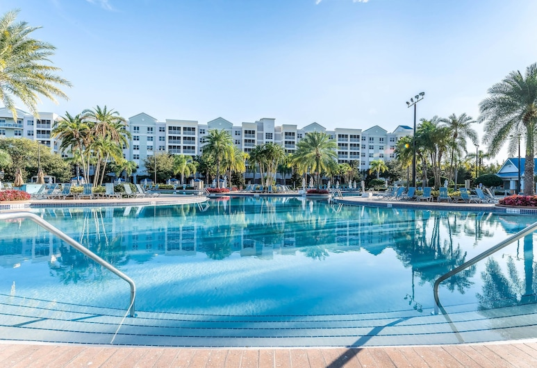 Bluegreen Vacations Fountains, Ascend Resort Collection, Orlando, Außenpool