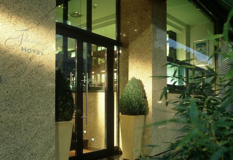 法蘭克福弗萊明展覽飯店, 法蘭克福