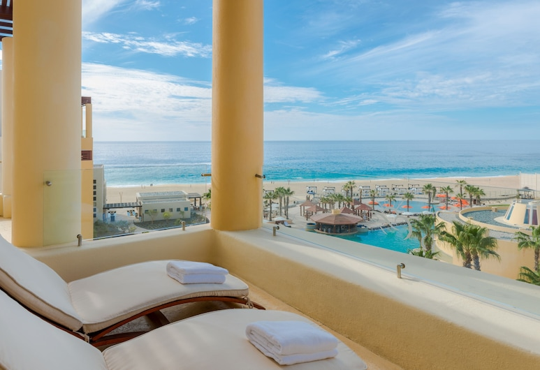 Pueblo Bonito Pacifica Golf & Spa Resort -All Inclusive-Adult Only, Cabo San Lucas, Apartmá, výhled na oceán, Balkón