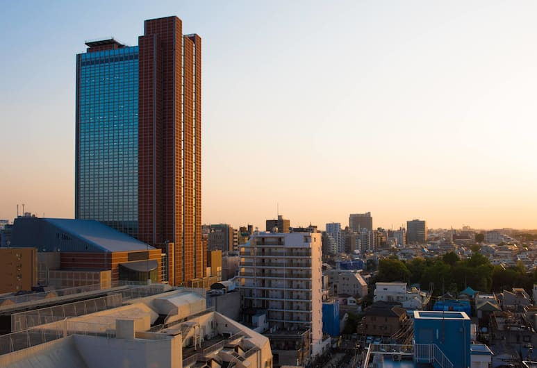 the b tokyo sangenjaya, Tokyo, View from Hotel