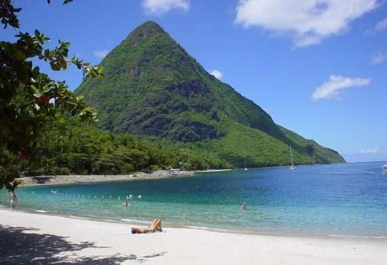 Stonefield Villa Resort - Adults Only, Soufriere, Praia