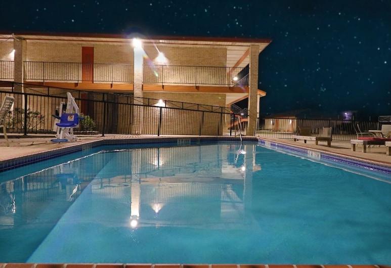 University Inn & Suites San Antonio, San Antonio, Vanjski bazen