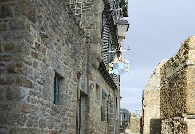 Auberge Saint-Pierre, Le Mont-Saint-Michel, Areál