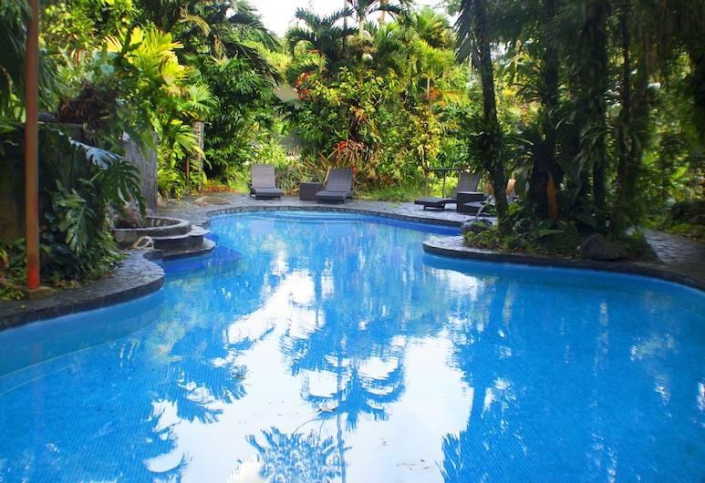 Lost Iguana Resort and Spa, La Fortuna, Piscina Exterior