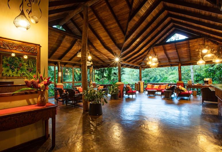 Lost Iguana Resort and Spa, La Fortuna, Реєстрація