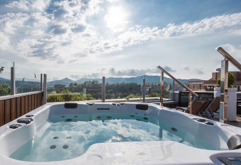 Hotel Palacio de Aiete, San Sebastian, Rooftop Pool