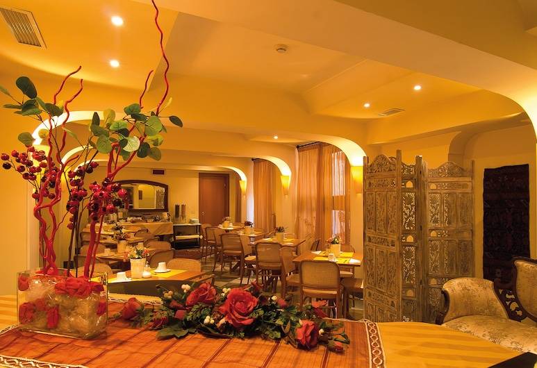 諾維森托酒店, 羅馬, 酒店酒廊