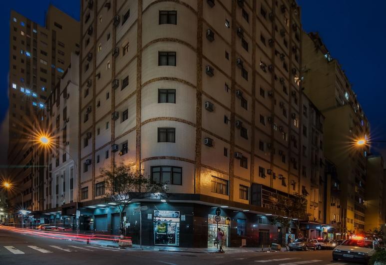 Real Castilha Hotel, Sao Paulo, Hotel Front – Evening/Night
