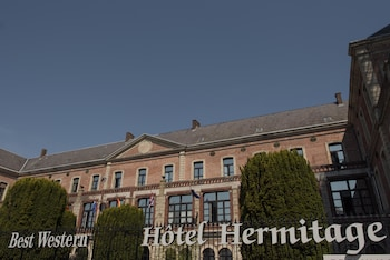 Picture of Best Western Hotel Hermitage in Montreuil-sur-Mer